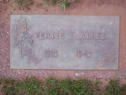 Ferne <i>Atkinson</i> Albee