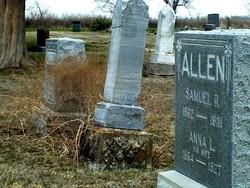 Mary Ann <i>Caswell</i> Allen