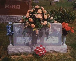 Ida Mae <i>Martin</i> Taylor