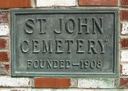 Saint John Evangelical Lutheran Church Cemetery