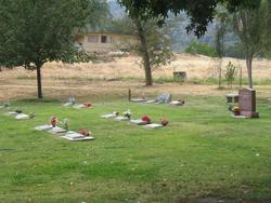 Kaweah Ecclesiastical Mortuary Church Cemetery