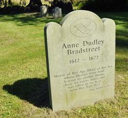 Anne <i>Dudley</i> Bradstreet