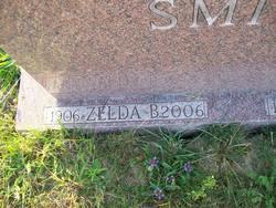 Zelda Blanche <i>Maurer</i> Smith