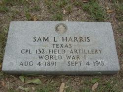 Sam Levinson Harris