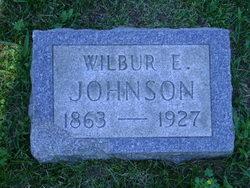 Wilbur E. Johnson