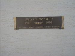 Evelyn Pinky <i>Pinckert</i> Brier