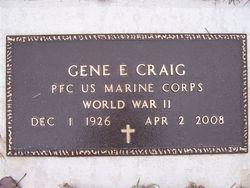 Gene Elroy Bob Craig