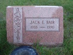 Jack Ellsworth Bair