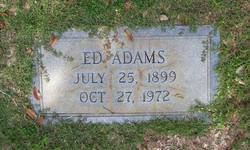 Simuel Edward Ed Adams