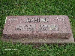 John William Romine