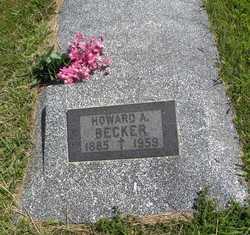 Howard A Becker
