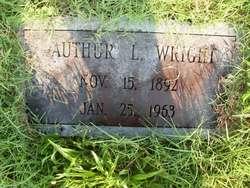 Arthur L Wright