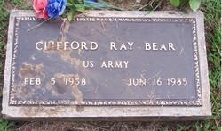 Clifford Ray Bear