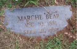 Marche Bear