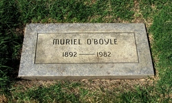 Muriel O'Boyle