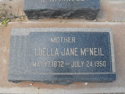 Luella Jane <i>Johnson</i> McNeil
