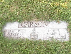 Harvey O Garson