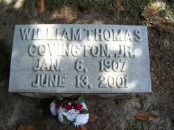 William Thomas Covington, Jr