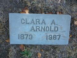 Clara Alma <i>Salmon</i> Arnold