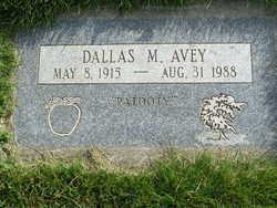 Dallas Maxwell Avey