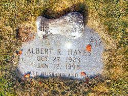 Albert R. Hayes