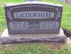 Madeline M. <i>Smith</i> LaCoursiere