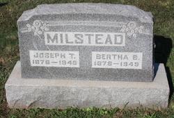 Bertha B Milstead