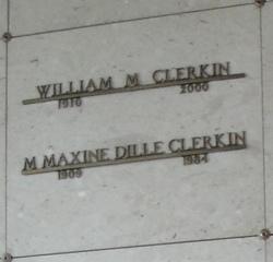 M. Maxine <i>Dille</i> Clerkin