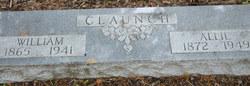 Allie Green <i>Valliant</i> Claunch