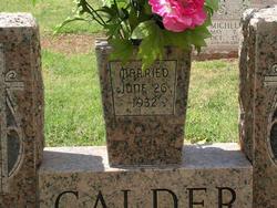 Velma Marie <i>Glenn</i> Calder