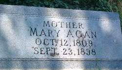 Mary <i>Weathers</i> Agan