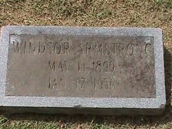 Windsor Armstrong