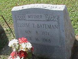 Eloise <i>Tarkington</i> Bateman