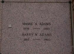 Harry W. Adams