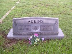 Walter S Adkins