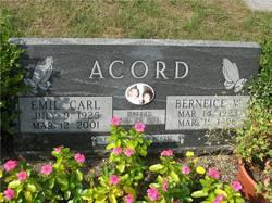 Emil Carl Acord