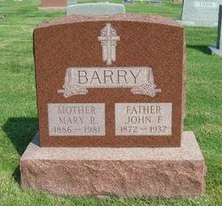 John F Barry