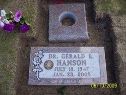 Dr Gerald Eugene Hanson