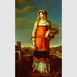 Charlotte <i>Bonaparte</i> Gabrielli
