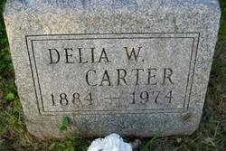 Delia W Carter