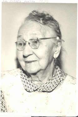 Anna Myrtie <i>Tommey</i> Barton