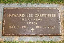 Howard Lee Carpenter