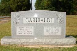 Lillian Hollis <i>Robinson</i> Garibaldi