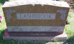 Ethel L. <i>Hill</i> Lashbrook