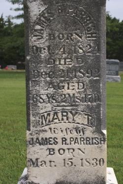 James R Parrish