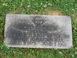 Alfred Boyd Boyd Andrew