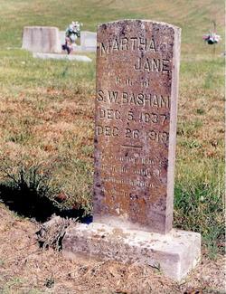 Martha Jane Basham