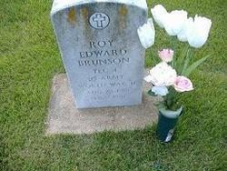 Roy Edward Brunson