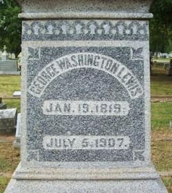 George Washington Lewis