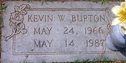 Kevin Wade Burton